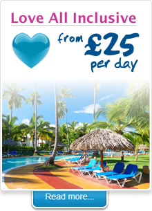 Love All Inclusive from 25 euros per day